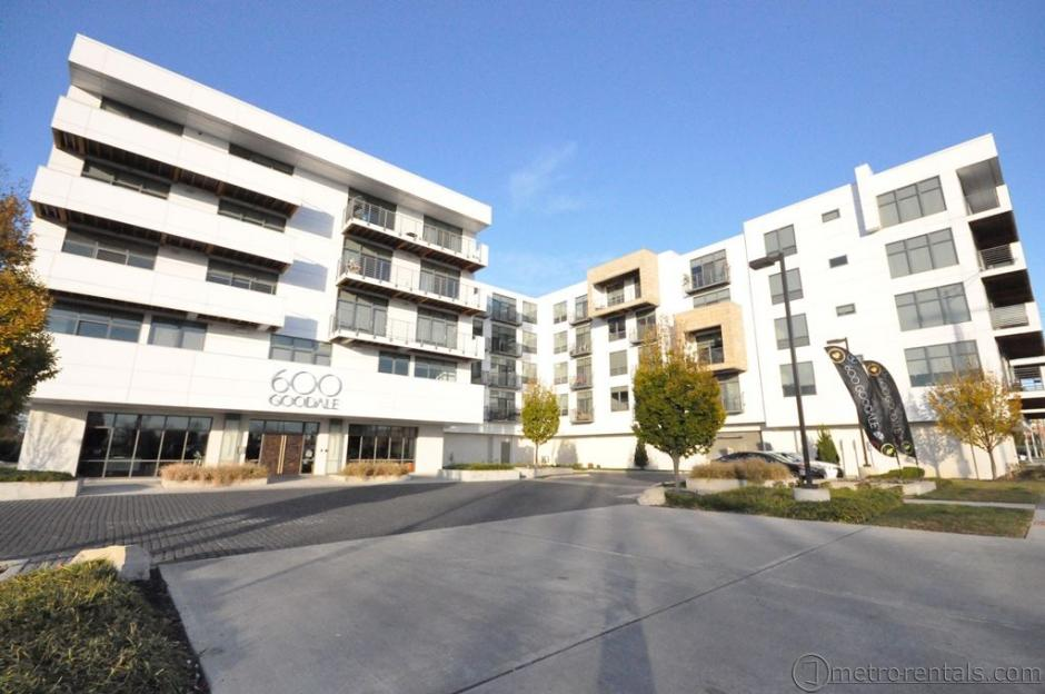 600 Goodale Studio 1 2 3 Bedroom Flats Suburban Rentals
